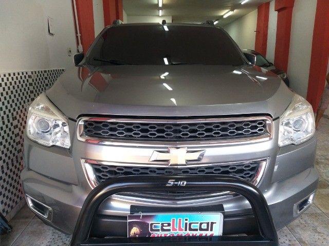 Chevrolet S10 Ltz Top   + Gnv troco e financio aceito carro ou moto maior ou menor valor