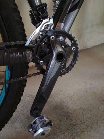 Bicicleta specialized rockhopper aro 29,  sram Tam 19 - Foto 2