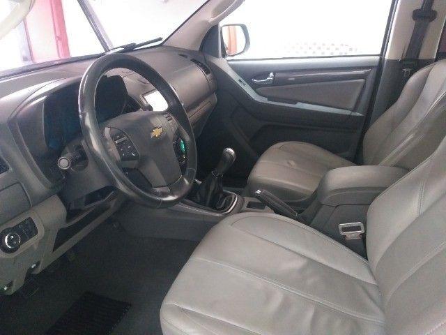 Chevrolet S10 Ltz Top   + Gnv troco e financio aceito carro ou moto maior ou menor valor - Foto 10