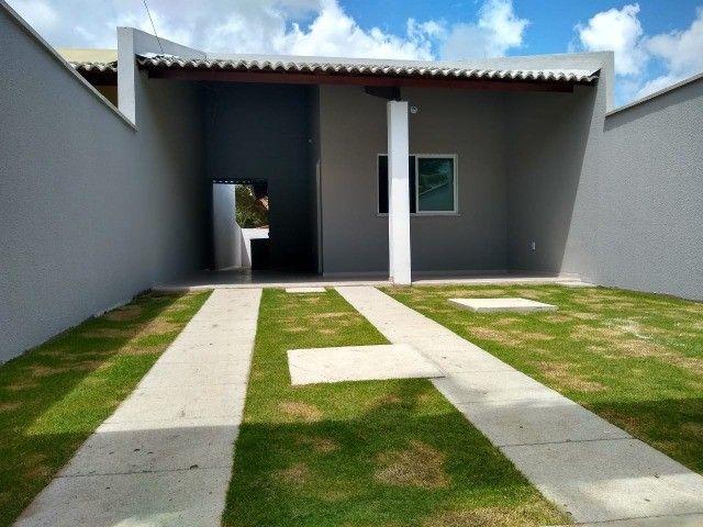 Lindas Casas no Eusébio Com Dois Quartos! - Foto 4