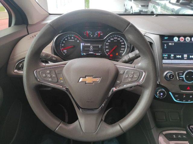 Cruze NJ 1.4 turbo aut 2017 Impecável! Top de linha! Chama no zap! - Foto 13