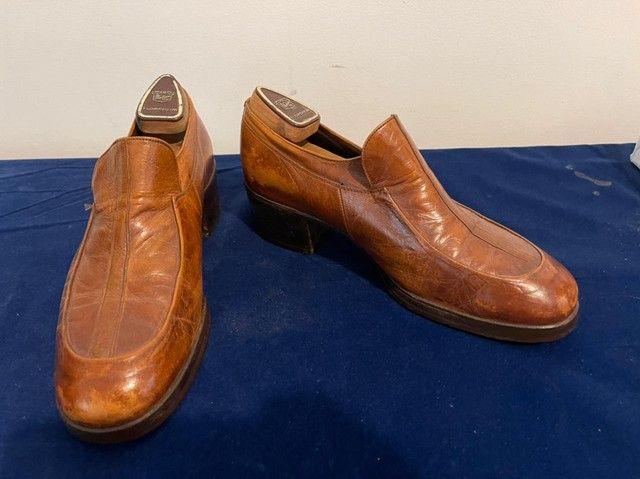 Sapato Florshine, USA, designer collection anos 70, - Foto 4