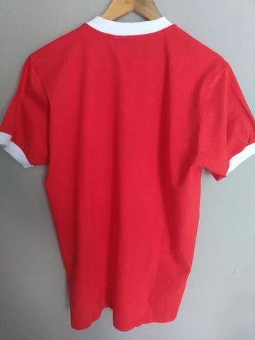 Camisa retrô Internacional (1975) - Ganem Sports - Foto 2