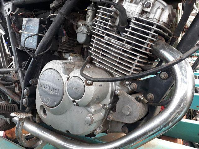 Motor de suzuki yes