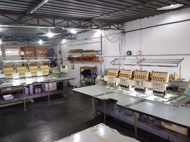 máquina de bordar(2) King Special 4 cabeças 12 cores - Foto 4