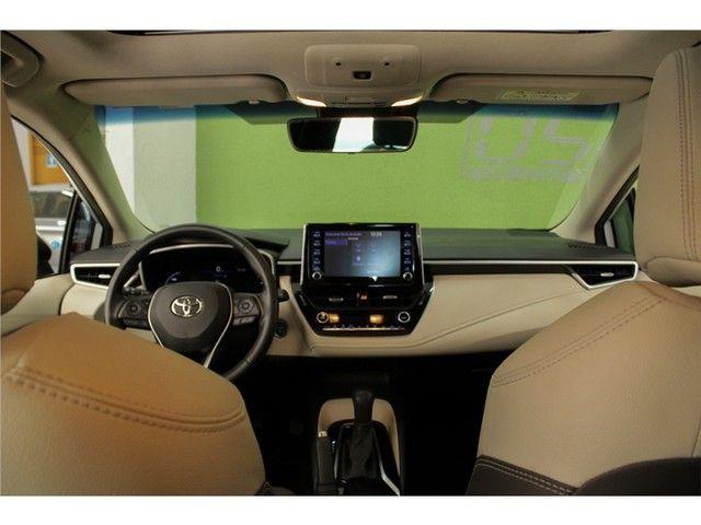 Toyota Corolla 2020 1.8 altis hybrid premium cvt - Foto 5
