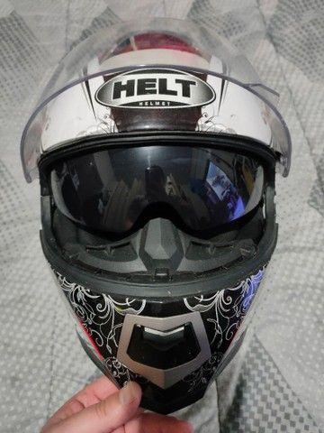 Capacete Helt Helmet Strada - Foto 5
