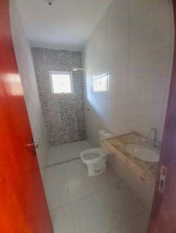 DP casa nova com 2 quartos 2 banheiros com doc. inclusa com entrada facilitada - Foto 5