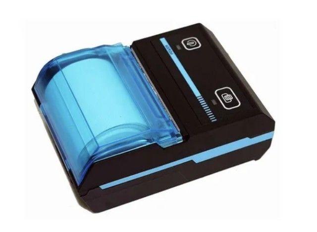 Mini impressora térmica portátil bluetooth Usb 48mm  - Foto 4
