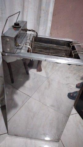 Fritadeira elétrica industrial 18 Litros 220v - Foto 2