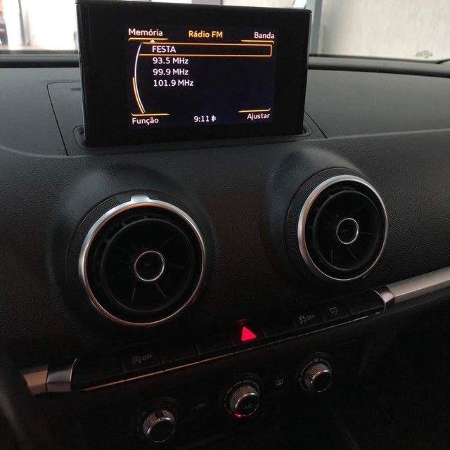 Audi A3 Sportback TFSI automático 2014 - Impecável!!! - Foto 6