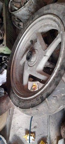 Lead roda dianteira