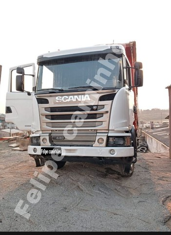 Scania G 440 6x4 - Foto 2