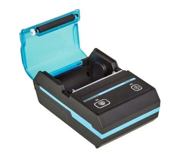 Mini impressora térmica portátil bluetooth Usb 48mm  - Foto 3