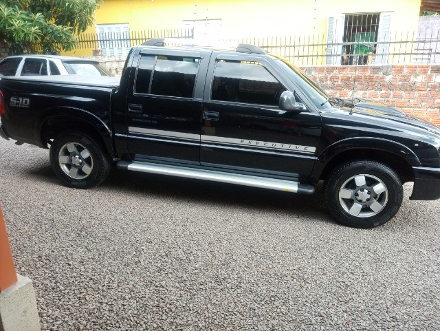 Chevrolet ,ano2011 ,s10 executive ,2,8 diesel , 4x2 ,completa ,impecavel ,,,, - Foto 3