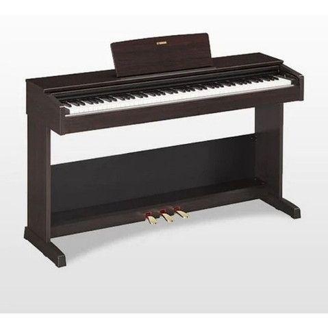 Piano Digital Yamaha YDP 103R (Mixer Instrumentos Musicais) - Foto 2