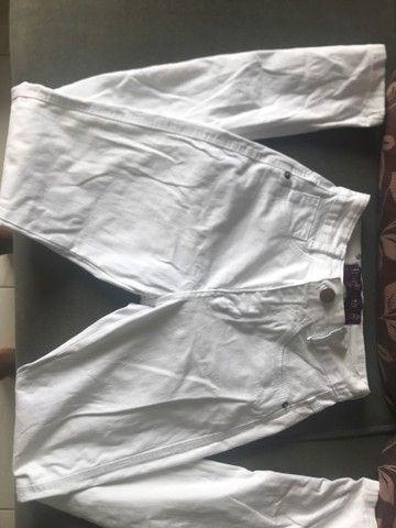 Vendo calça branca
