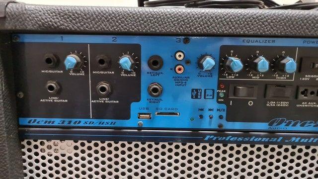 Vendo caixa amplificadora Oneal - Foto 2