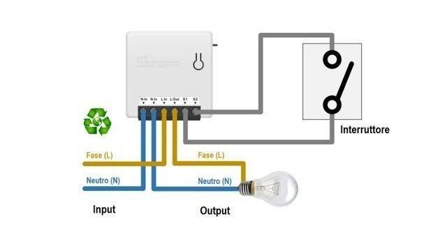 Sonoff Mini Interruptor Wifi - Foto 2
