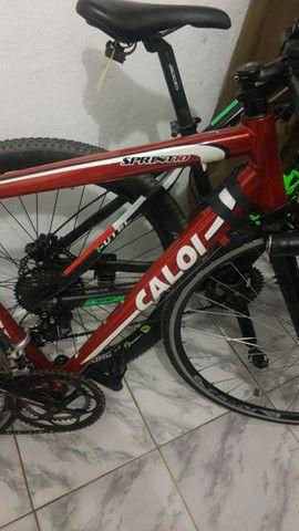 Bicicleta speed Caloi Sprint 10 - Foto 3