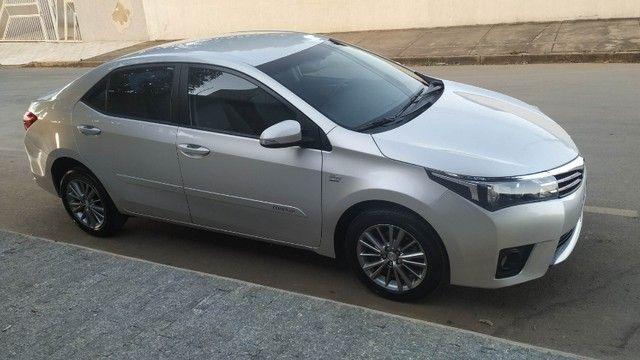 Vendo Corolla XEI 2016 com 76.000 Km. - Foto 3
