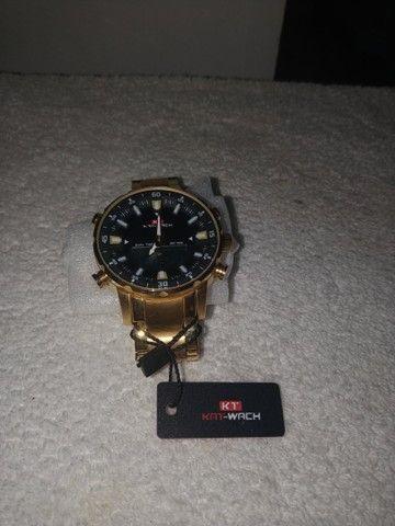 Relógio kat-wach completo - Foto 2