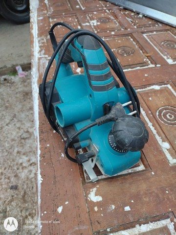 Plaina elétrica  Philips750 w  28.000 rpm 127v - Foto 2