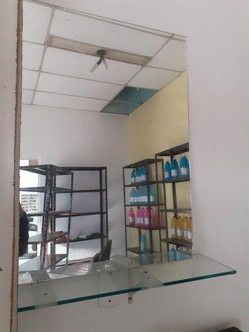 Prateleiras,geladeira,churrasqueira E espelho - Foto 6