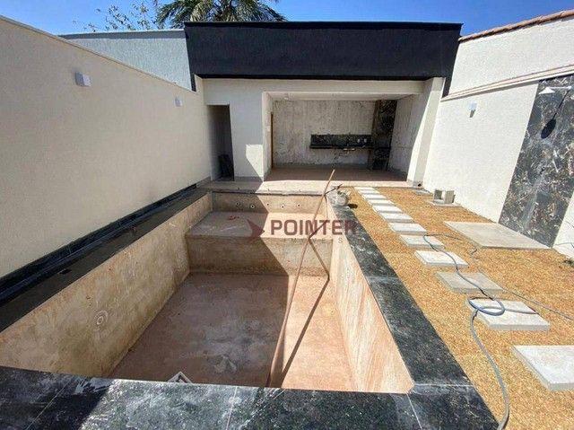 Casa com 3 dormitórios à venda, 146 m² por R$ 550.000,00 - Jardim Presidente - Goiânia/GO - Foto 17