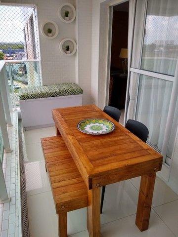 Madeira Maciça - Mesas Rústicas Produzidas sob Medida - Foto 3