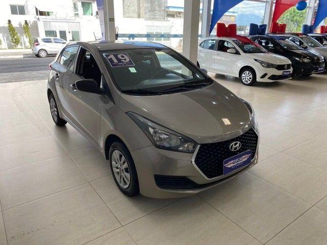 Hyundai Hb20 Unique 1.0 Prata 2019 - Foto 6