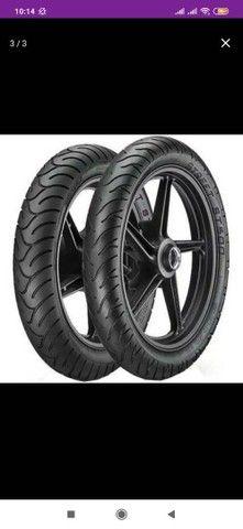 Promoção pneus de moto com 5 anos de garantia! - Foto 3