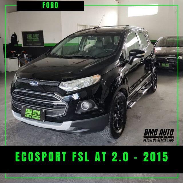 ECOSPORT FSL AT 2.0  2015