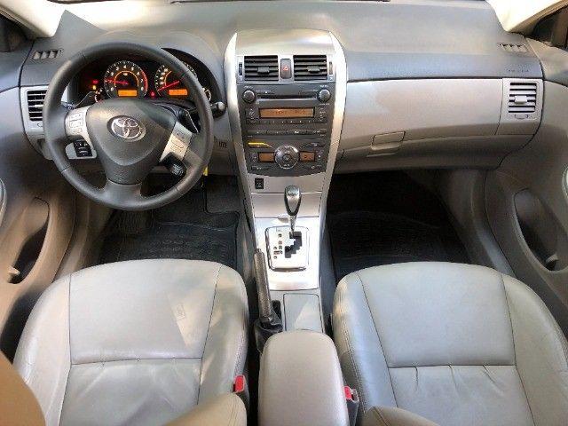 Toyota Corolla Xei Automatico Flex Vistoriado 2021 Unico Dono. - Foto 3