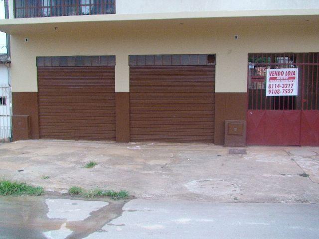Loja Térrea + Area Verde Fundos - Jardim Oriente - somente a loja