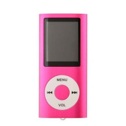 Mp3 Mp4 Player Slim Multimidia Lcd 1.8,radio Fm, Sd - Foto 4