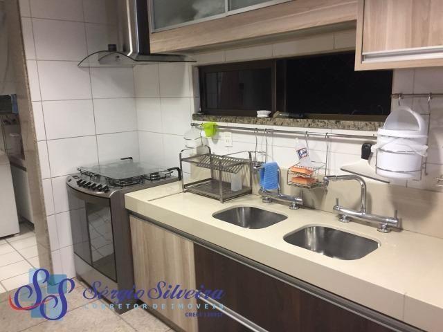 Apartamento no Meireles com vista mar e área de lazer 4 suítes na Joaquim Nabuco - Foto 10