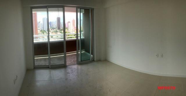 João Cordeiro, apartamento, Praia de Iracema, 3 quartos, 2 vagas, piscina, próx Beira Mar - Foto 5