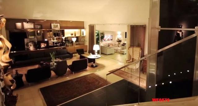 Mansão em Fortaleza, casa duplex nas Dunas, 4 suítes, gabinete, bairro de Lourdes - Foto 8