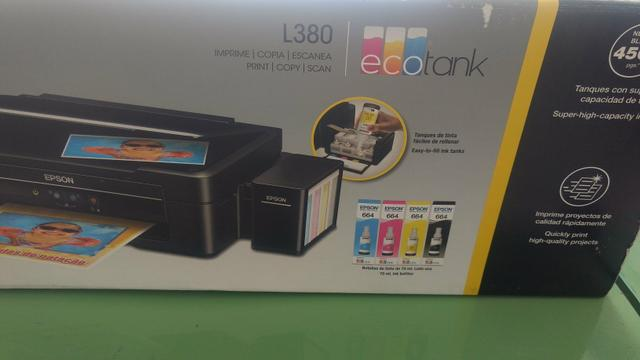 Impressora Epson L380
