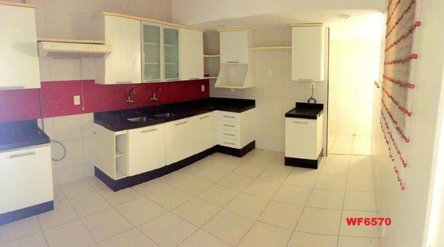 Edifício Itália, apartamento com 4 quartos, 2 vagas de garagem, piscina, Cocó - Foto 14