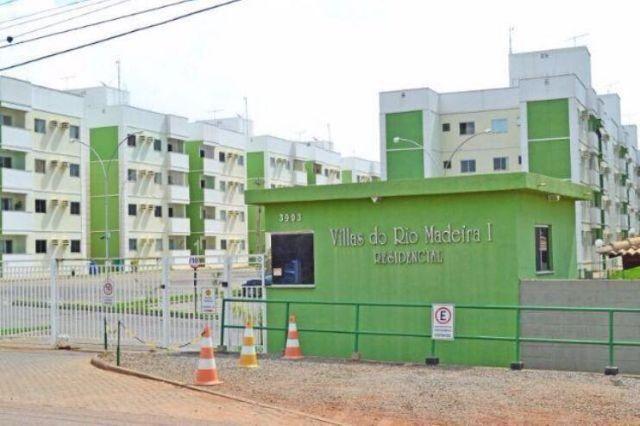 Apartamento no Condomínio Villas do Rio Madeira I - AP0035