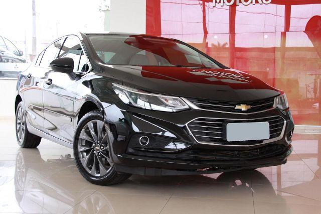 Gm - Chevrolet Cruze Turbo LTZ