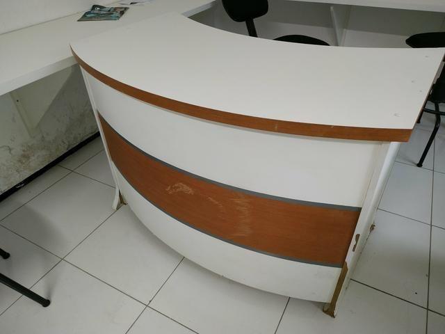 Mesas para escritório as 2 por 300 - Foto 2