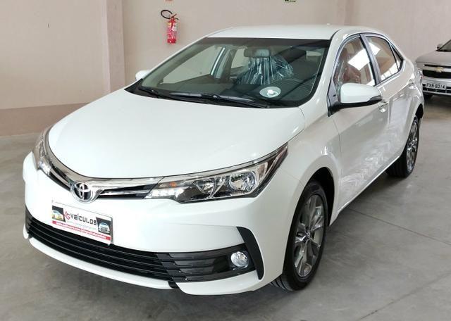 Corolla Xei 2019 zero km