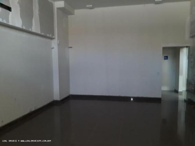 Sala comercial para locação em presidente prudente, paulistano
