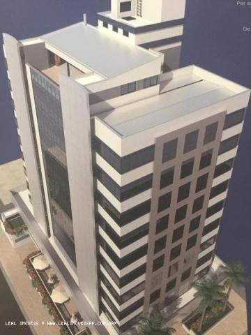 Sala comercial para locação em presidente prudente, edificio torres empresarial washington - Foto 12