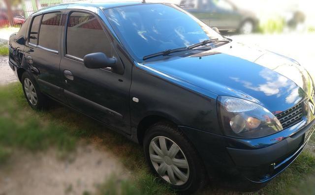 Clio sedan 1.6 2006 Completo - Foto 3