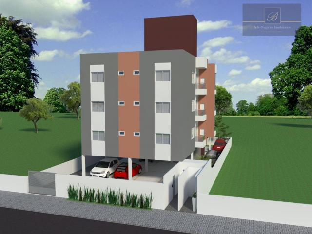 Apartamento residencial à venda, Iririú, Joinville.