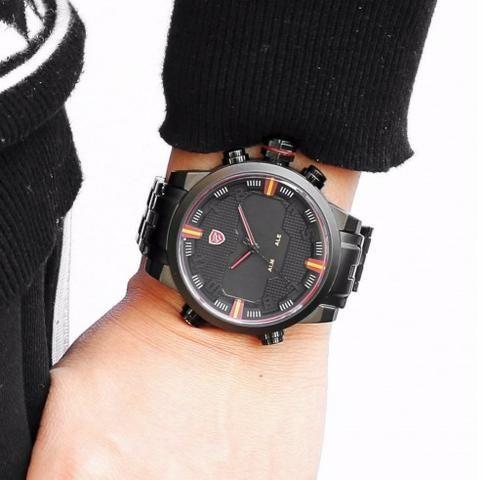 4e00de80a78 Relógio Esportivo Shark - Bijouterias